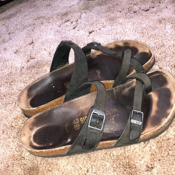 8be2e32927b4 Birkenstock Shoes - Birkenstock Mayari sandals size 40